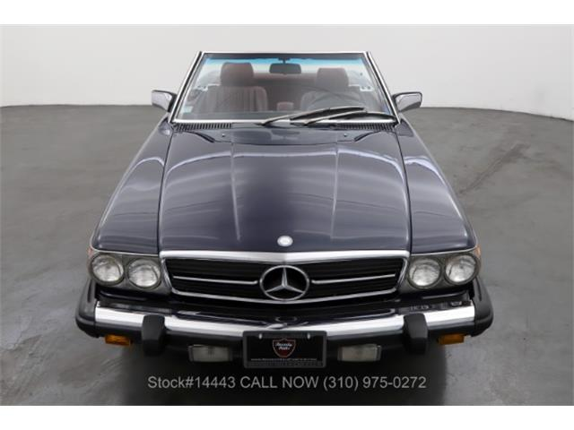 1987 Mercedes-Benz 560SL (CC-1533227) for sale in Beverly Hills, California