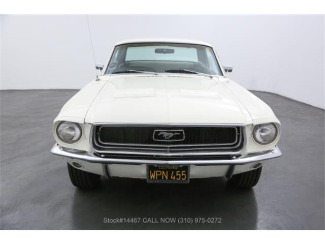 1968 Ford Mustang (CC-1533228) for sale in Beverly Hills, California