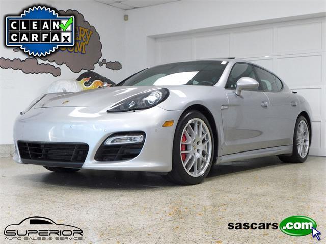 2013 Porsche Panamera GTS (CC-1533231) for sale in Hamburg, New York