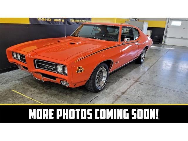 1969 Pontiac GTO (CC-1533232) for sale in Mankato, Minnesota