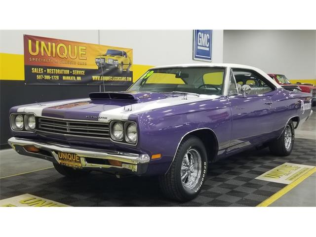 1969 Plymouth Road Runner (CC-1533233) for sale in Mankato, Minnesota