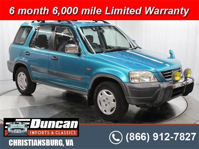 1996 Honda CRV (CC-1533235) for sale in Christiansburg, Virginia