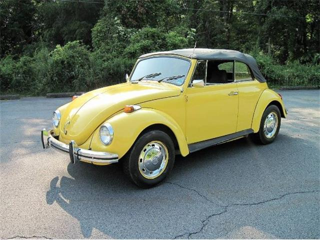 1972 Volkswagen Super Beetle (CC-1533239) for sale in Cadillac, Michigan