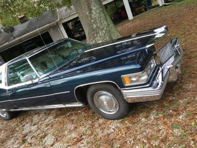 1975 Cadillac Coupe DeVille (CC-1533244) for sale in Cadillac, Michigan