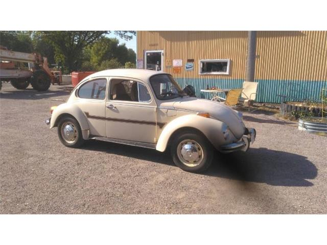 1974 Volkswagen Beetle (CC-1533245) for sale in Cadillac, Michigan