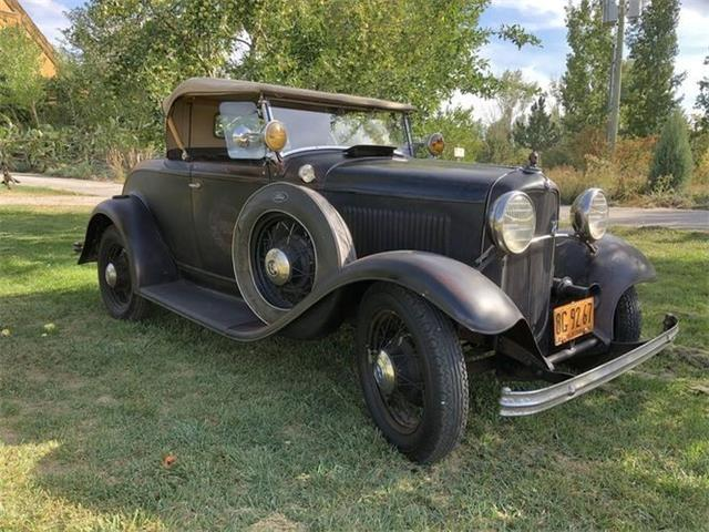 1932 Ford Deluxe (CC-1533248) for sale in Cadillac, Michigan