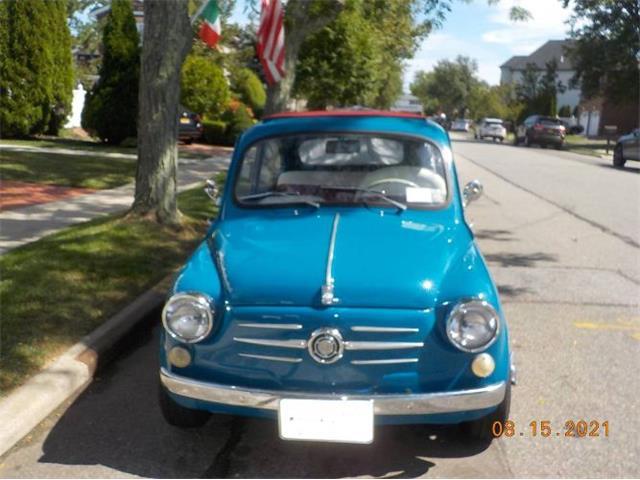1962 Fiat 600 (CC-1533250) for sale in Cadillac, Michigan