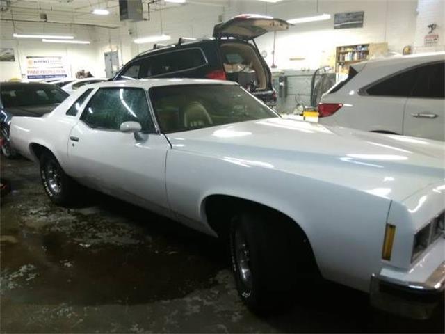 1977 Pontiac Grand Prix (CC-1533254) for sale in Cadillac, Michigan