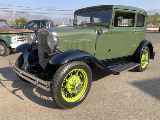 1931 Ford Crown Victoria (CC-1533255) for sale in Cadillac, Michigan