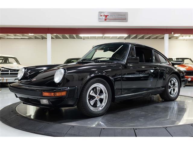 1988 Porsche 911 Carrera (CC-1530326) for sale in Rancho Cordova, CA, California