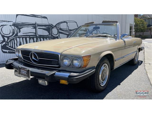 1974 Mercedes-Benz 450SL (CC-1533260) for sale in Fairfield, California