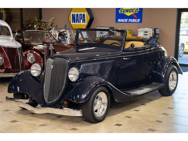 1934 Ford Cabriolet (CC-1533269) for sale in Venice, Florida