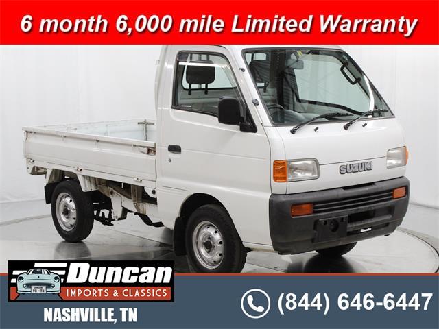 1995 Suzuki Carry (CC-1533270) for sale in Christiansburg, Virginia