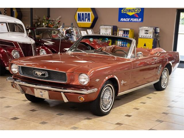 1966 Ford Mustang (CC-1533272) for sale in Venice, Florida