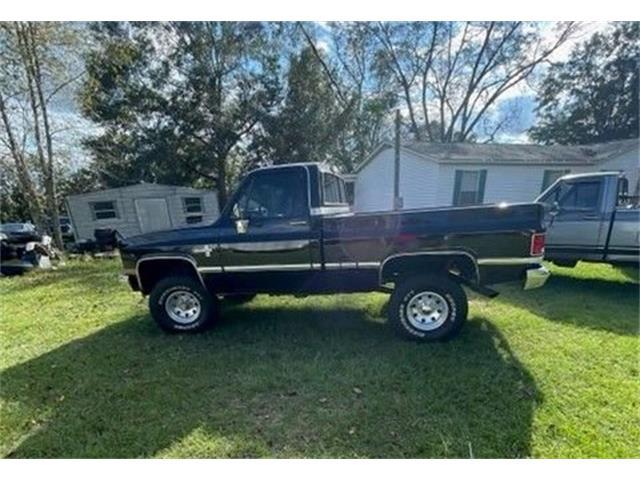 1985 Chevrolet Silverado (CC-1533283) for sale in Punta Gorda, Florida