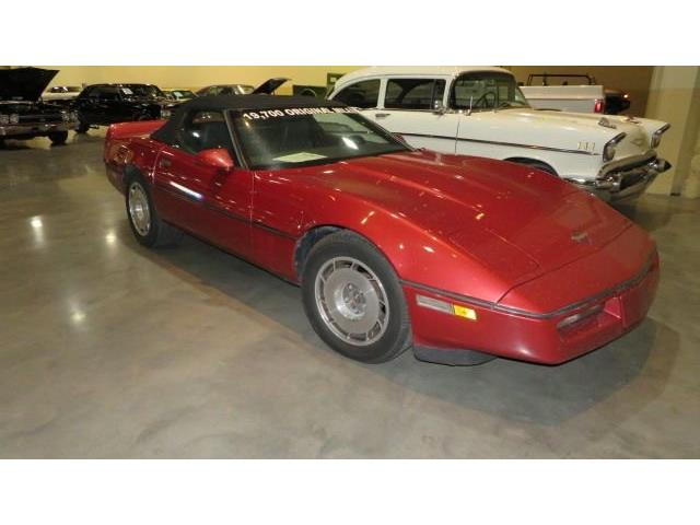 1987 Chevrolet Corvette (CC-1533287) for sale in Punta Gorda, Florida