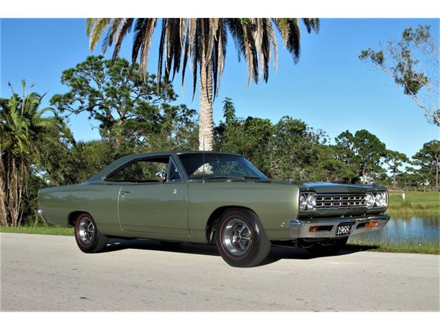 1968 Plymouth Road Runner (CC-1533293) for sale in Punta Gorda, Florida