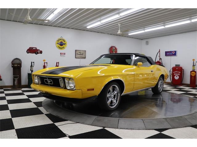 1973 Ford Mustang (CC-1533299) for sale in Clarence, Iowa