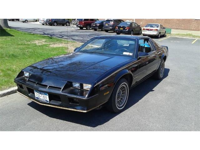 1984 Chevrolet Camaro (CC-1533301) for sale in Cadillac, Michigan