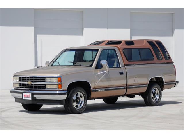 1990 Chevrolet Silverado (CC-1533303) for sale in Fort Lauderdale, Florida
