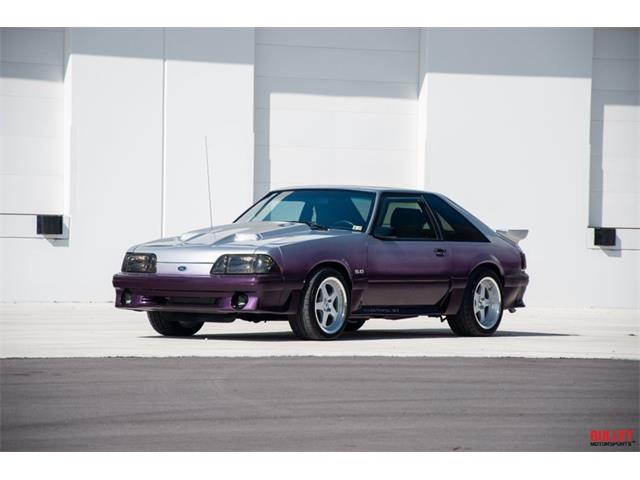 1988 Ford Mustang (CC-1533309) for sale in Fort Lauderdale, Florida