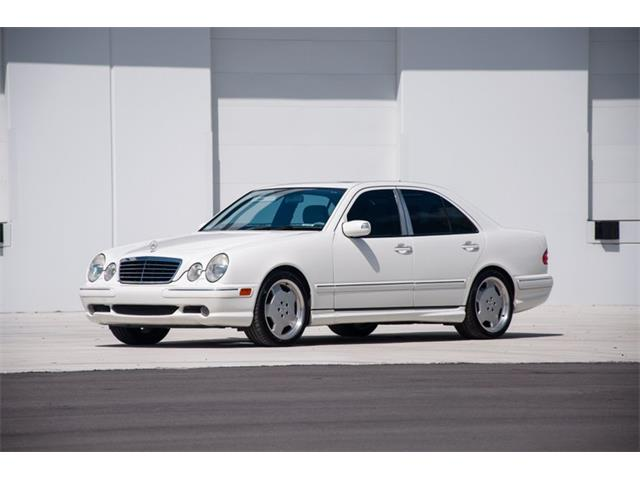 2002 Mercedes-Benz E55 (CC-1533317) for sale in Fort Lauderdale, Florida