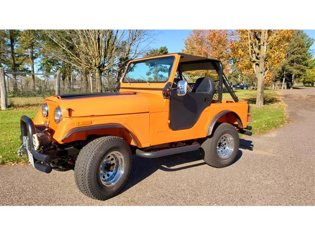 1978 Jeep CJ (CC-1533325) for sale in Stanley, Wisconsin