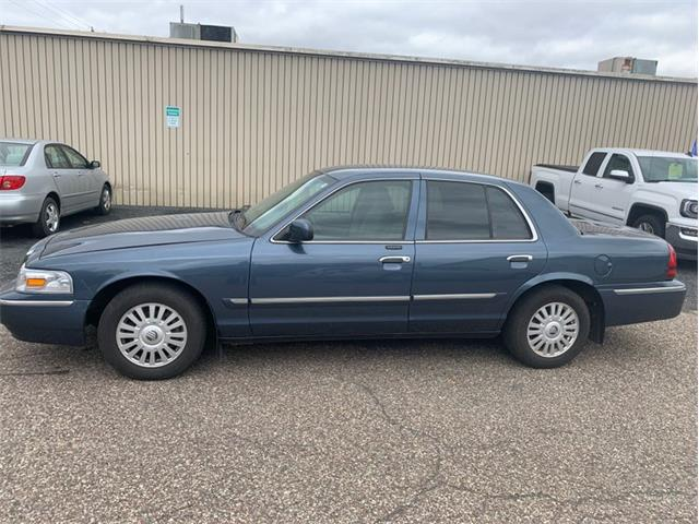 2007 Mercury Grand Marquis (CC-1533326) for sale in Stanley, Wisconsin