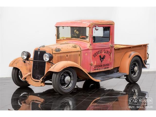 1934 Ford Pickup (CC-1533328) for sale in St. Louis, Missouri