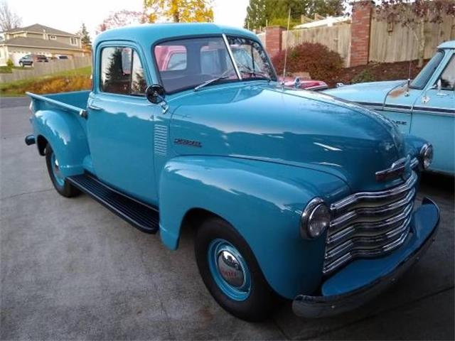 1952 Chevrolet Pickup (CC-1533330) for sale in Cadillac, Michigan