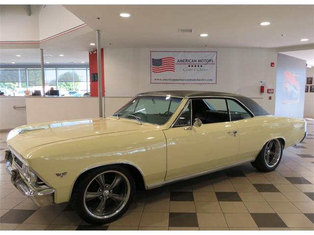 1966 Chevrolet Chevelle (CC-1533341) for sale in San Jose, California