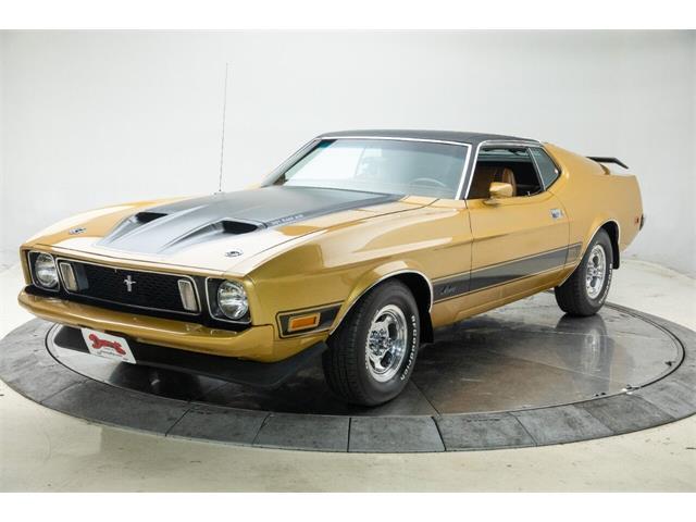 1973 Ford Mustang Mach 1 (CC-1533342) for sale in Cedar Rapids, Iowa