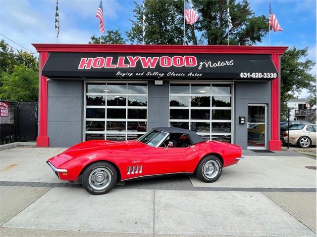 1969 Chevrolet Corvette (CC-1533347) for sale in West Babylon, New York
