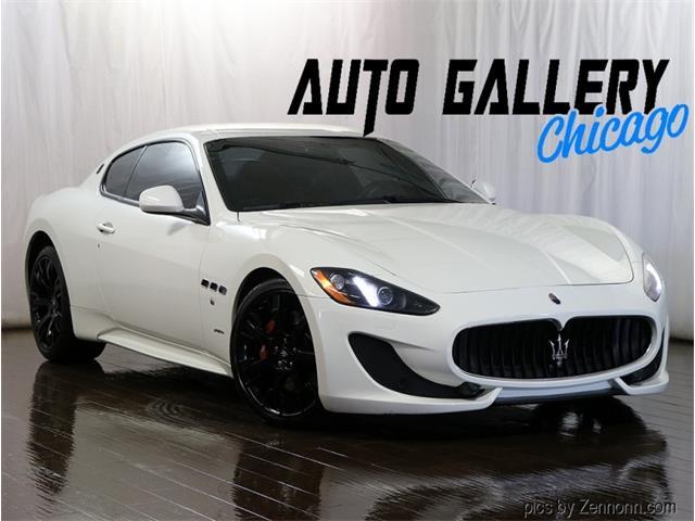 2013 Maserati GranTurismo (CC-1533355) for sale in Addison, Illinois