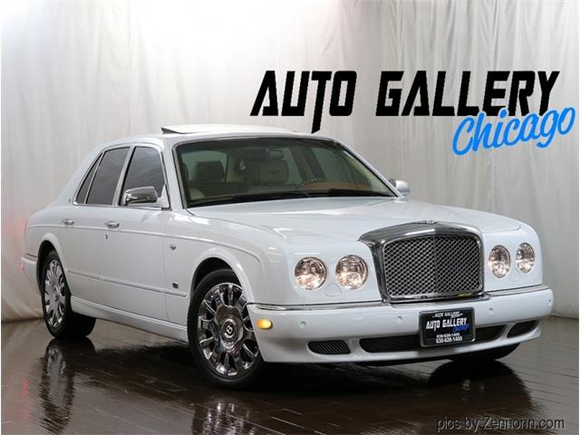 2006 Bentley Arnage (CC-1533358) for sale in Addison, Illinois