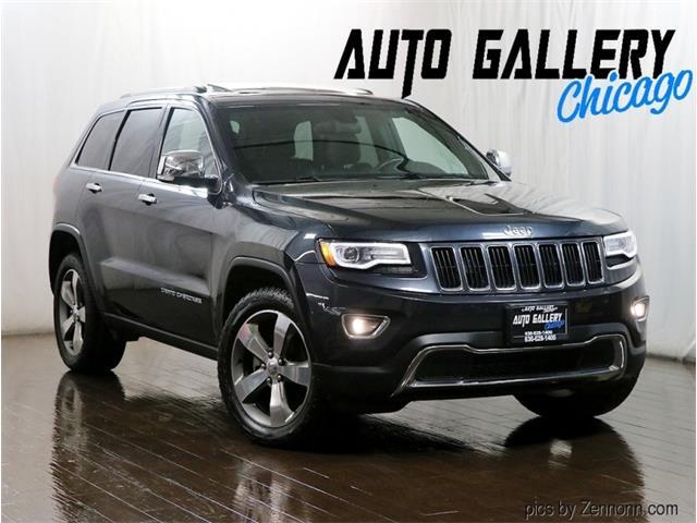 2014 Jeep Grand Cherokee (CC-1533359) for sale in Addison, Illinois