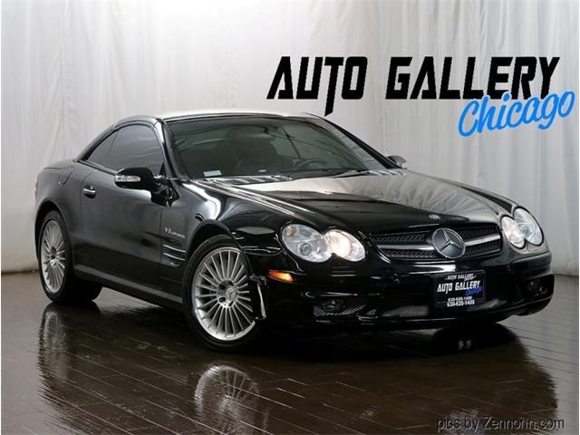 2003 Mercedes-Benz SL55 (CC-1533360) for sale in Addison, Illinois