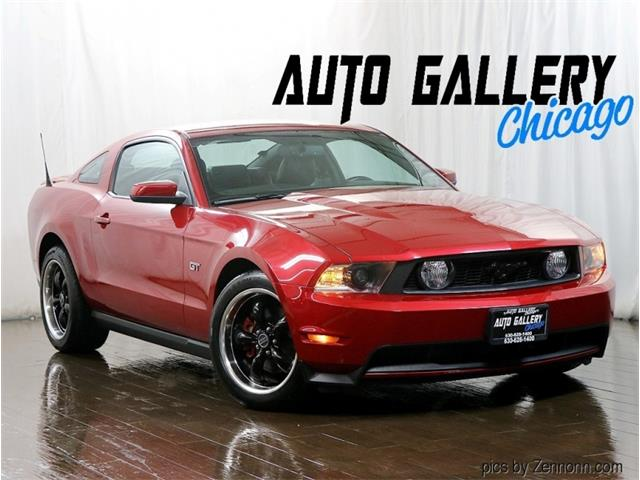 2010 Ford Mustang (CC-1533361) for sale in Addison, Illinois