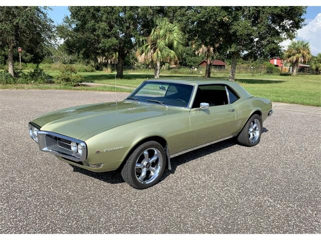 1968 Pontiac Firebird (CC-1533366) for sale in Clearwater, Florida