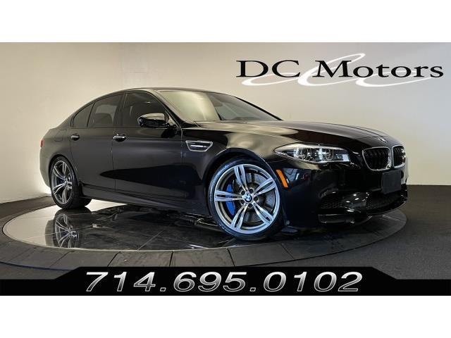 2015 BMW M5 (CC-1533370) for sale in Anaheim, California