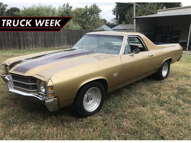 1971 Chevrolet El Camino (CC-1533381) for sale in Bartlesville, Oklahoma