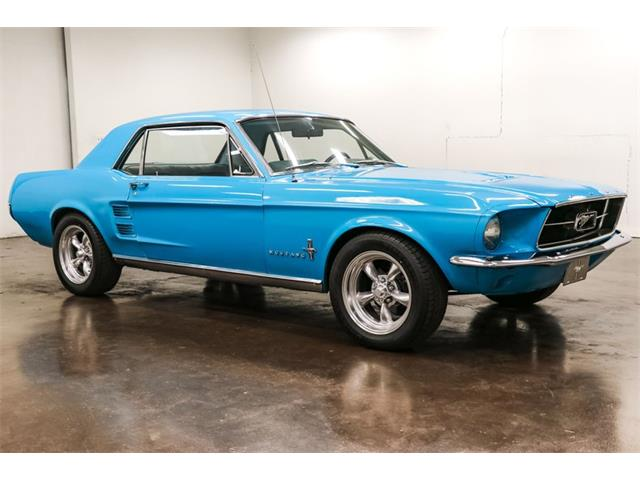 1967 Ford Mustang (CC-1533382) for sale in Sherman, Texas