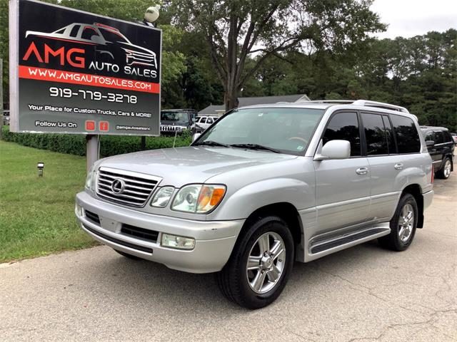 2006 Lexus LX470 (CC-1533386) for sale in Raleigh, North Carolina