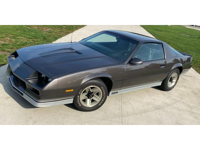 1983 Chevrolet Camaro (CC-1533390) for sale in Shelby Township, Michigan