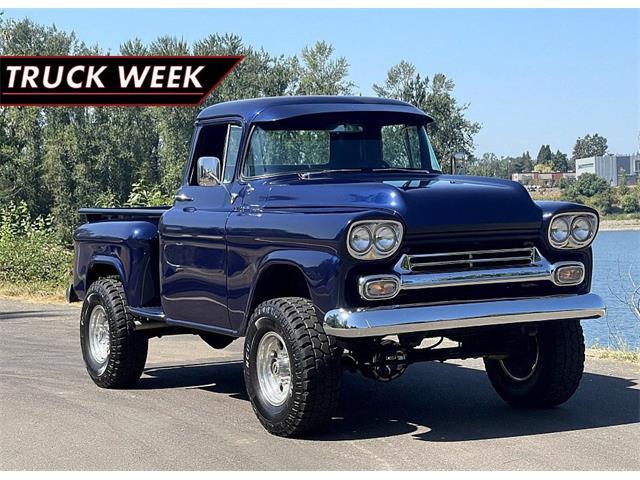 1959 Chevrolet Apache (CC-1533392) for sale in Gladstone, Oregon