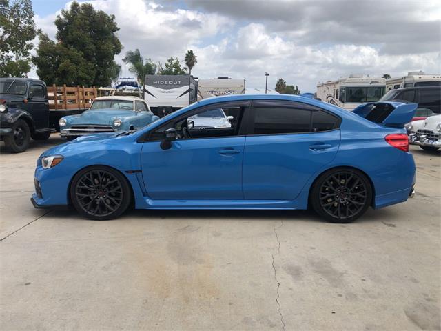 2016 Subaru WRX (CC-1533395) for sale in Brea, California