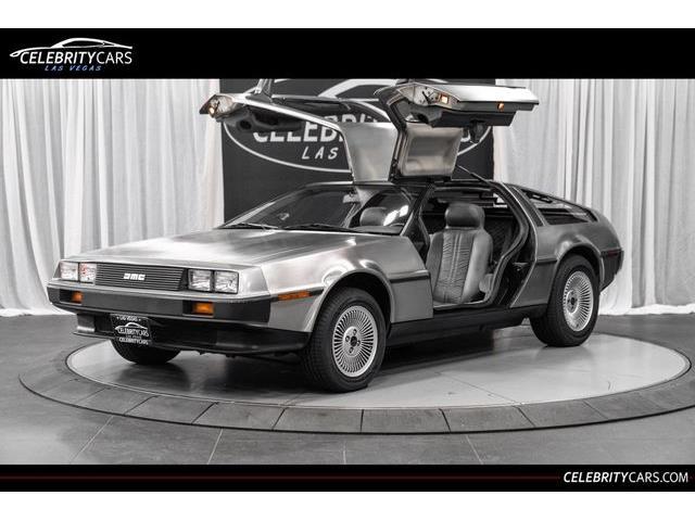 1981 DeLorean DMC-12 (CC-1533398) for sale in Las Vegas, Nevada