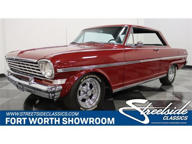 1963 Chevrolet Nova (CC-1530034) for sale in Ft Worth, Texas