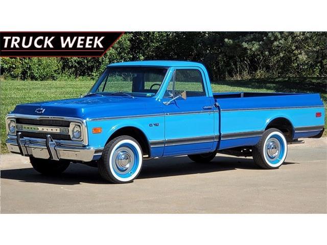 1969 Chevrolet C10 (CC-1533400) for sale in Lenexa, Kansas