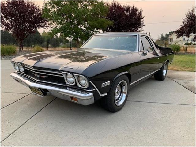 1968 Chevrolet Automobile (CC-1533401) for sale in Roseville, California